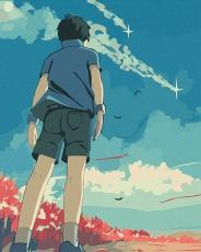 Мыслями в небе