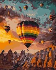 Воздушные шары Каппадокии