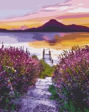 Озеро Атитлан. Гватемала