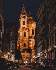 Собор Св. Николая. Прага