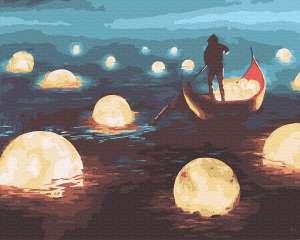 Лунная прогулка