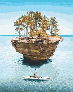 Остров уединения