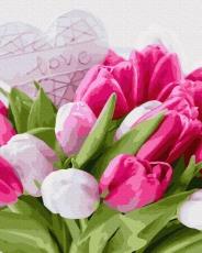 Тюльпаны с любовью
