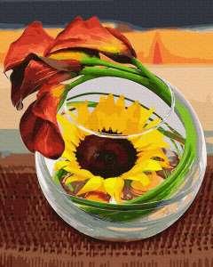 Цветочная икебана