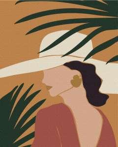 Пастельные тропики: триптих 3
