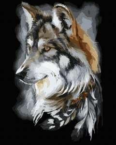 Волчий профиль