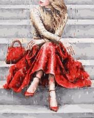 Цвет настроения: красный