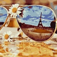 Отражение Парижа