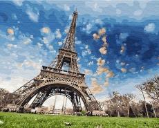 Небо Парижа