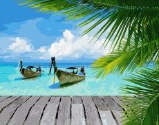 Райское побережья