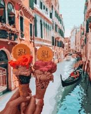 Джелато в Венеции