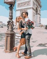 Любовь возле Триумфальной арки