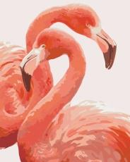 Грация фламинго