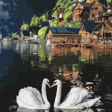 Волшебные лебеди