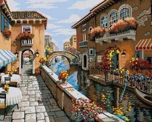 Дворик в Венеции
