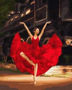 Страстная балерина