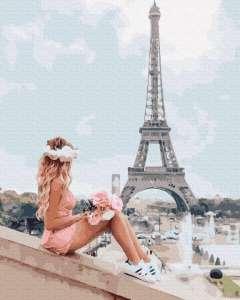 Летом в Париже