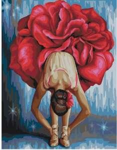 Цветочная балерина