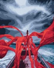 Красные нити любви
