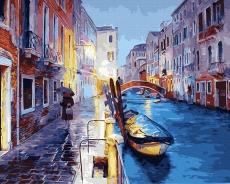 Вечерний канал Венеции
