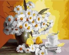 Ромашки и лимоны