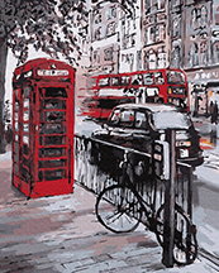 Краски Лондона