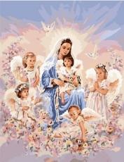 Дева и ангелы