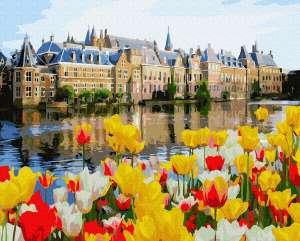 Дворец в тюльпанах