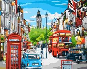 Лондонский полдень