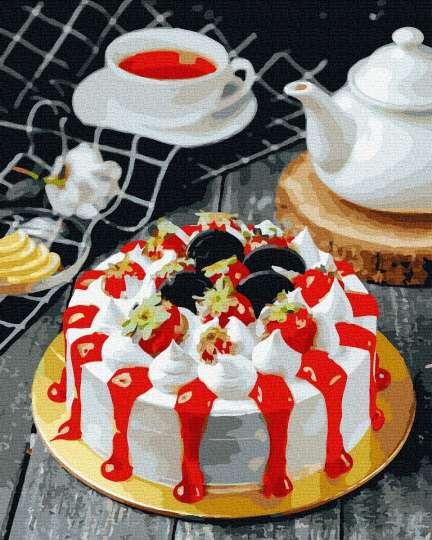 Апетитный тортик