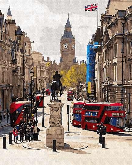 Бурный Лондон
