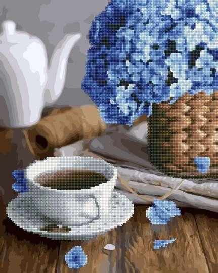 Чай с цветочным ароматом