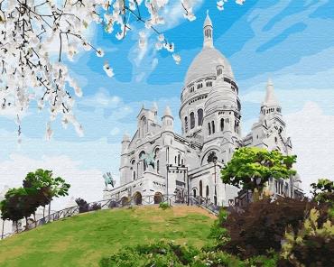 Базилика на Монмартре