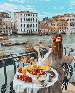 Доброе утро в Венеции