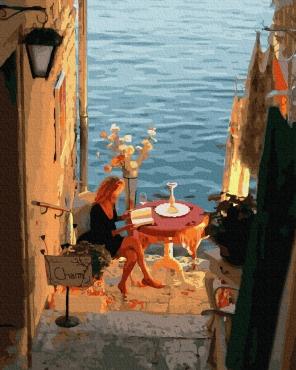 Чтение у моря