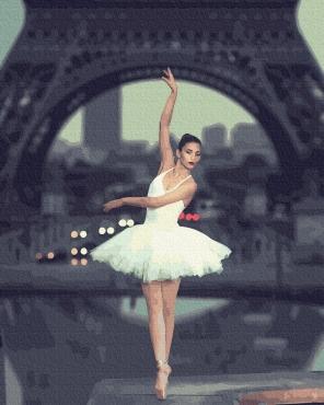 Балерина в Париже