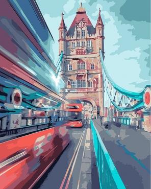 Динамический лондон