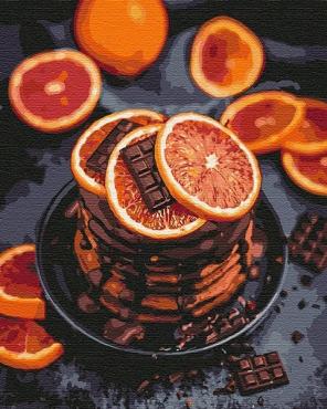 Апельсиново-шоколадное наслаждение